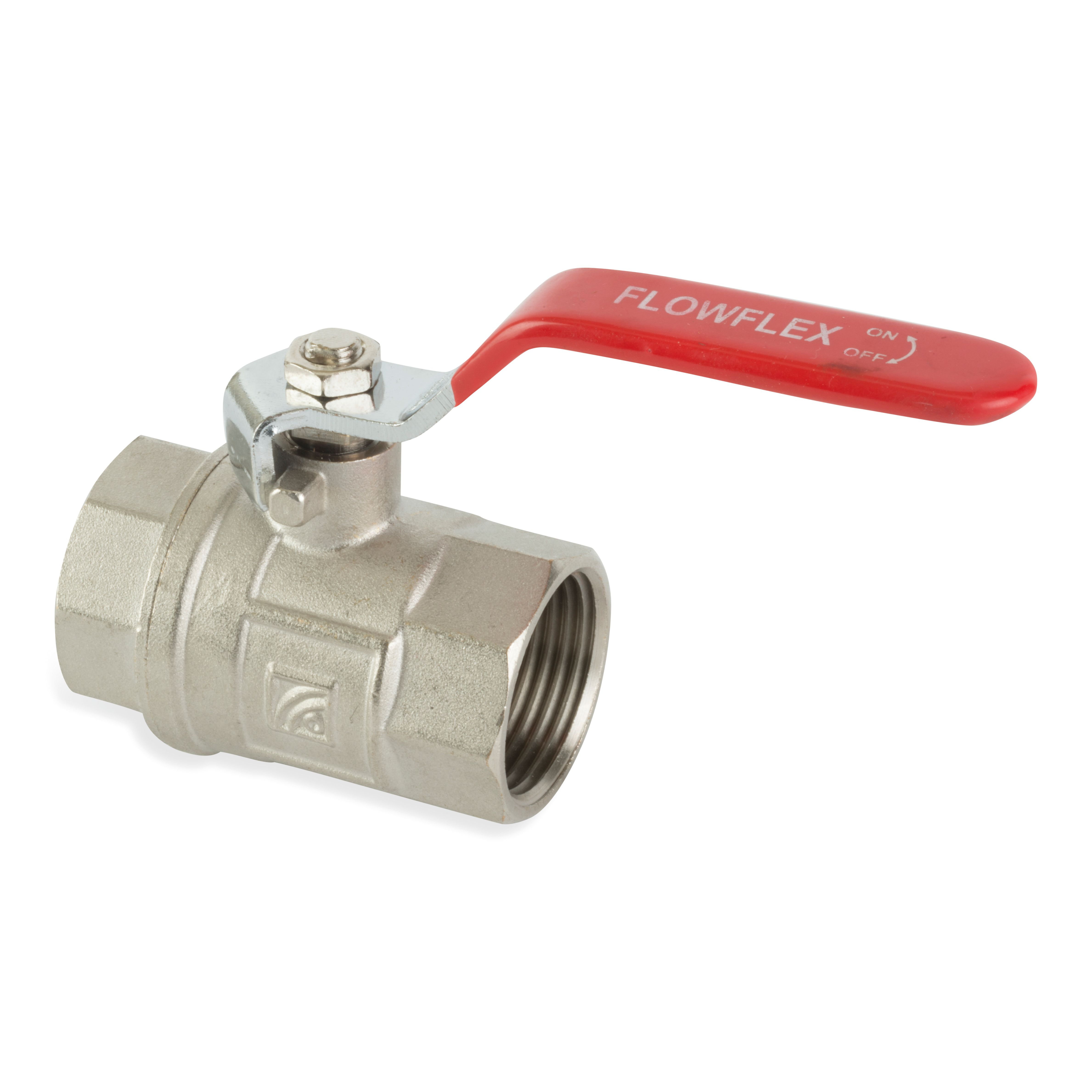 Ball Valves with Threaded Connections