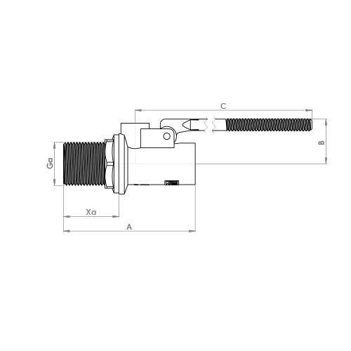 BVV Schematic - MOH Brass Float Valve