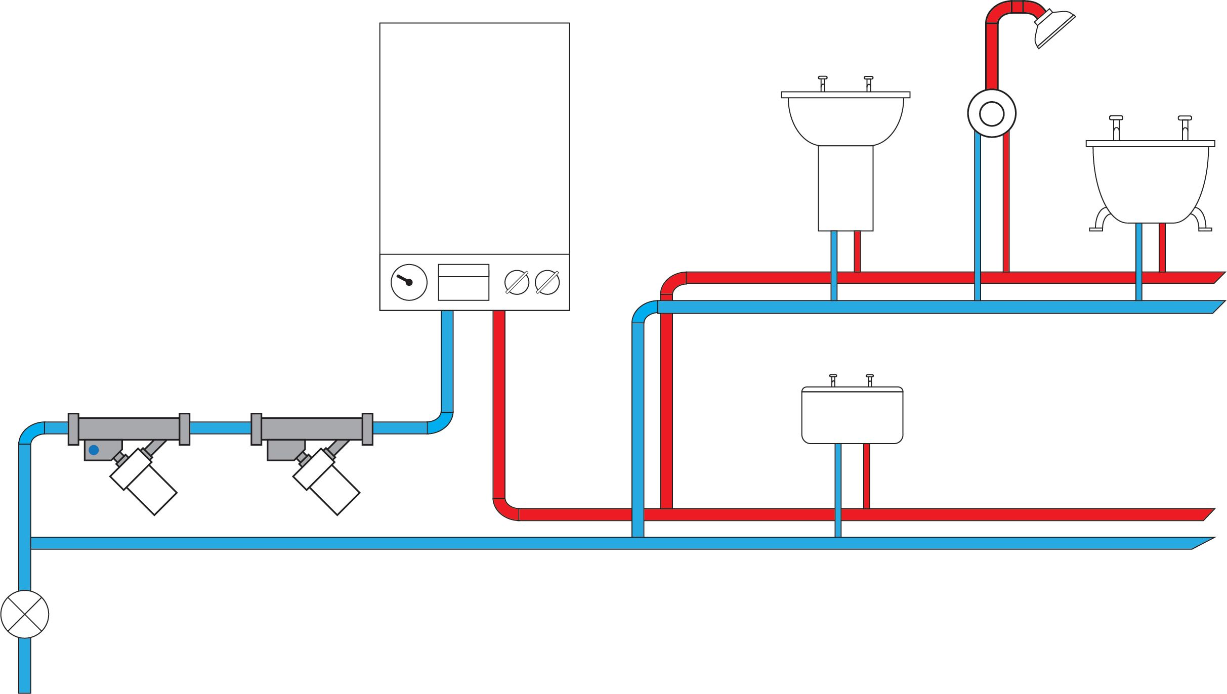 Combi Boiler Whole House Solution