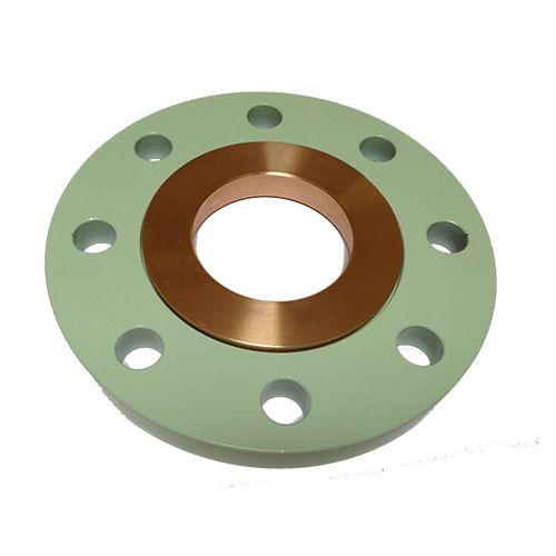FFL5221 Image - End Feed PN16 BI-Metallic Flange - 4 x M12 Holes