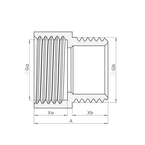 P182 Schematic - Tap Extension Piece