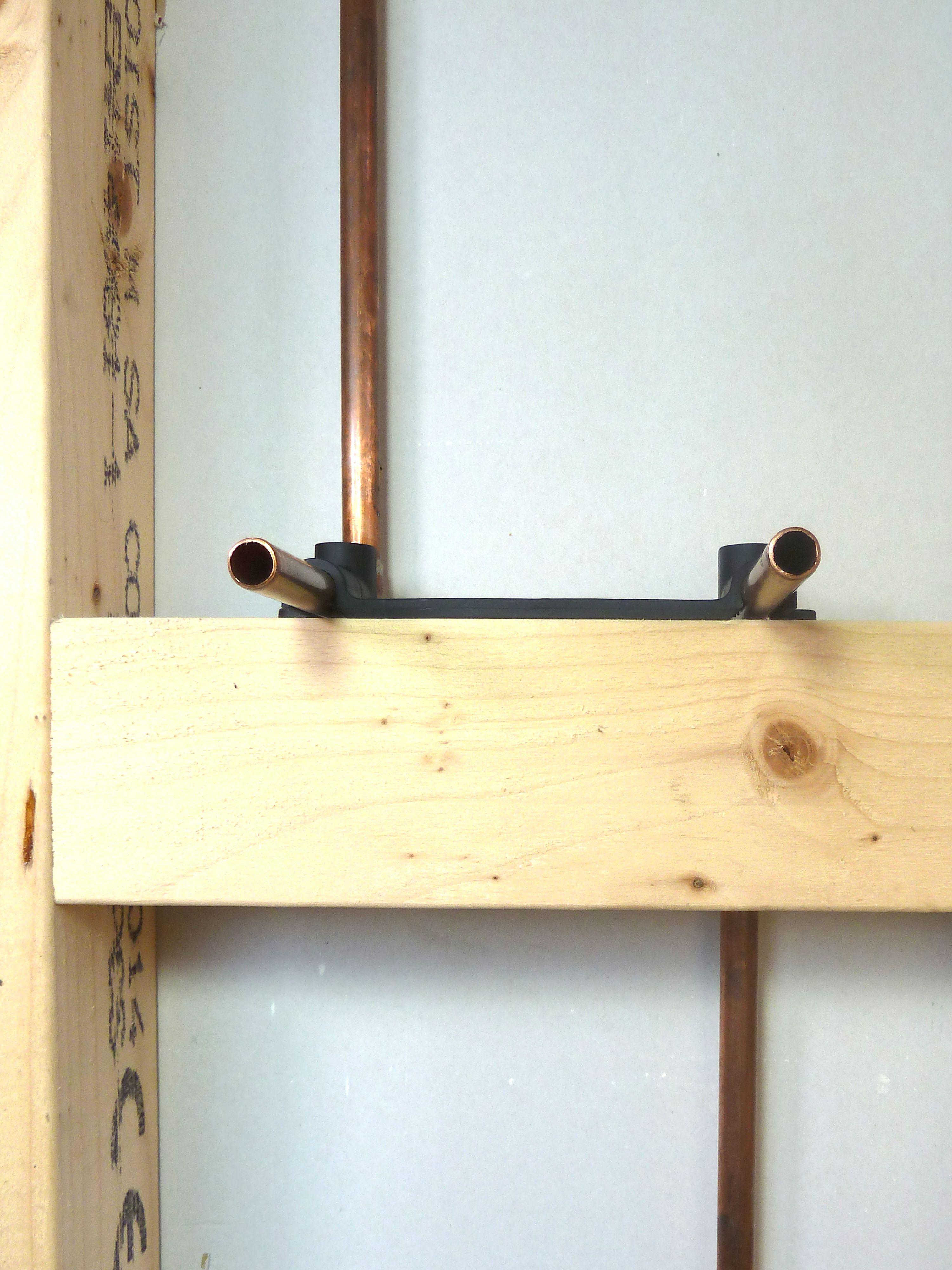 Check copper tube