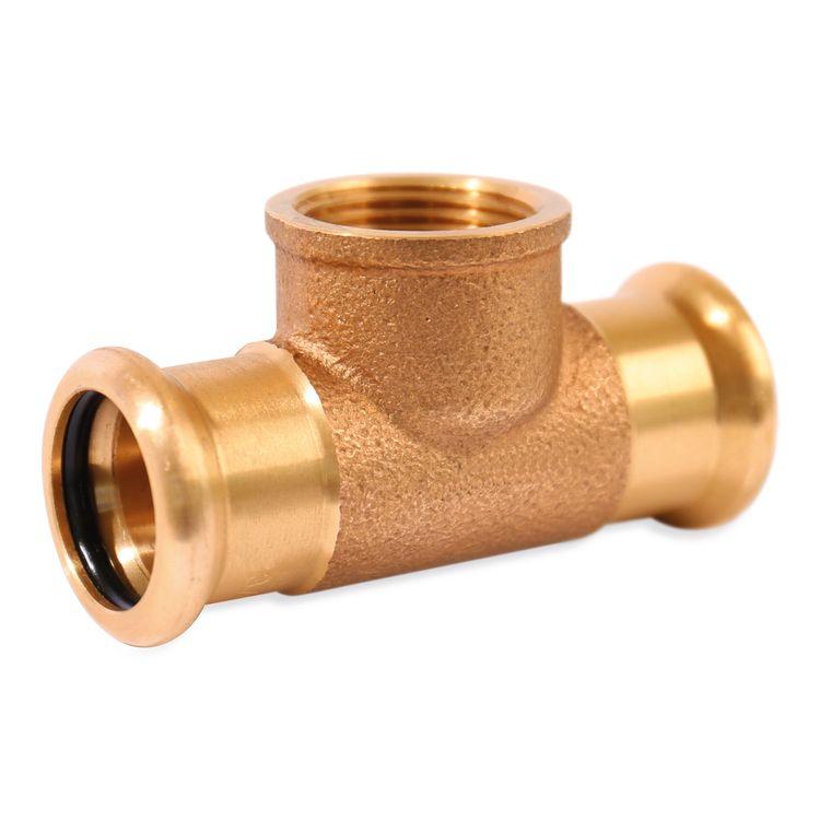 6130GM Image - Copper Press Female Tee