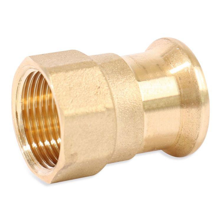 6270GM Image - Copper Press Female Adaptor