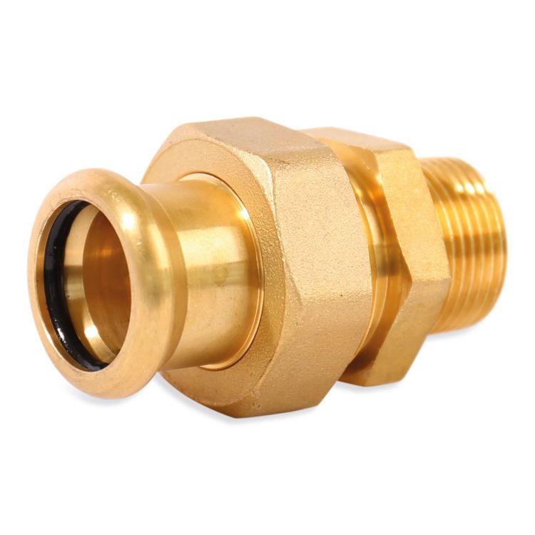 6341GM Image - Copper Press Male Union