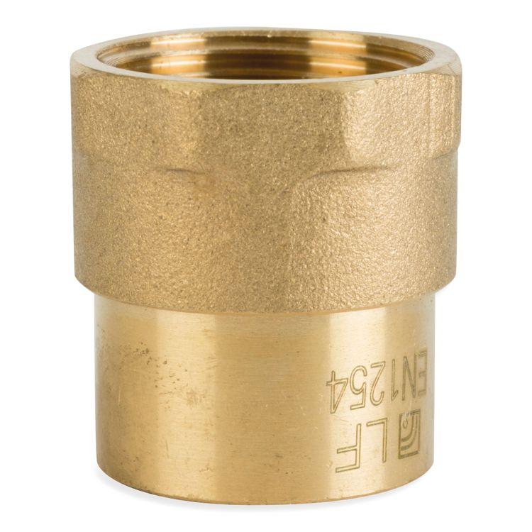 P903DRSR Image - Compression Solder Ring Female Adaptor
