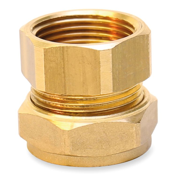 P903ST Image - Compression Female Short Thread