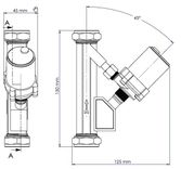 SP1 Schematic - Manual In Line Micro Pump